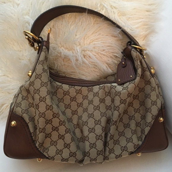 ac721a1d6a0 Authentic BNWT Retired Gucci Hobo Bag